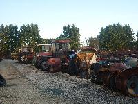 Casse tracteur agricole same