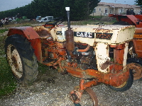 Casse tracteur gacé 61